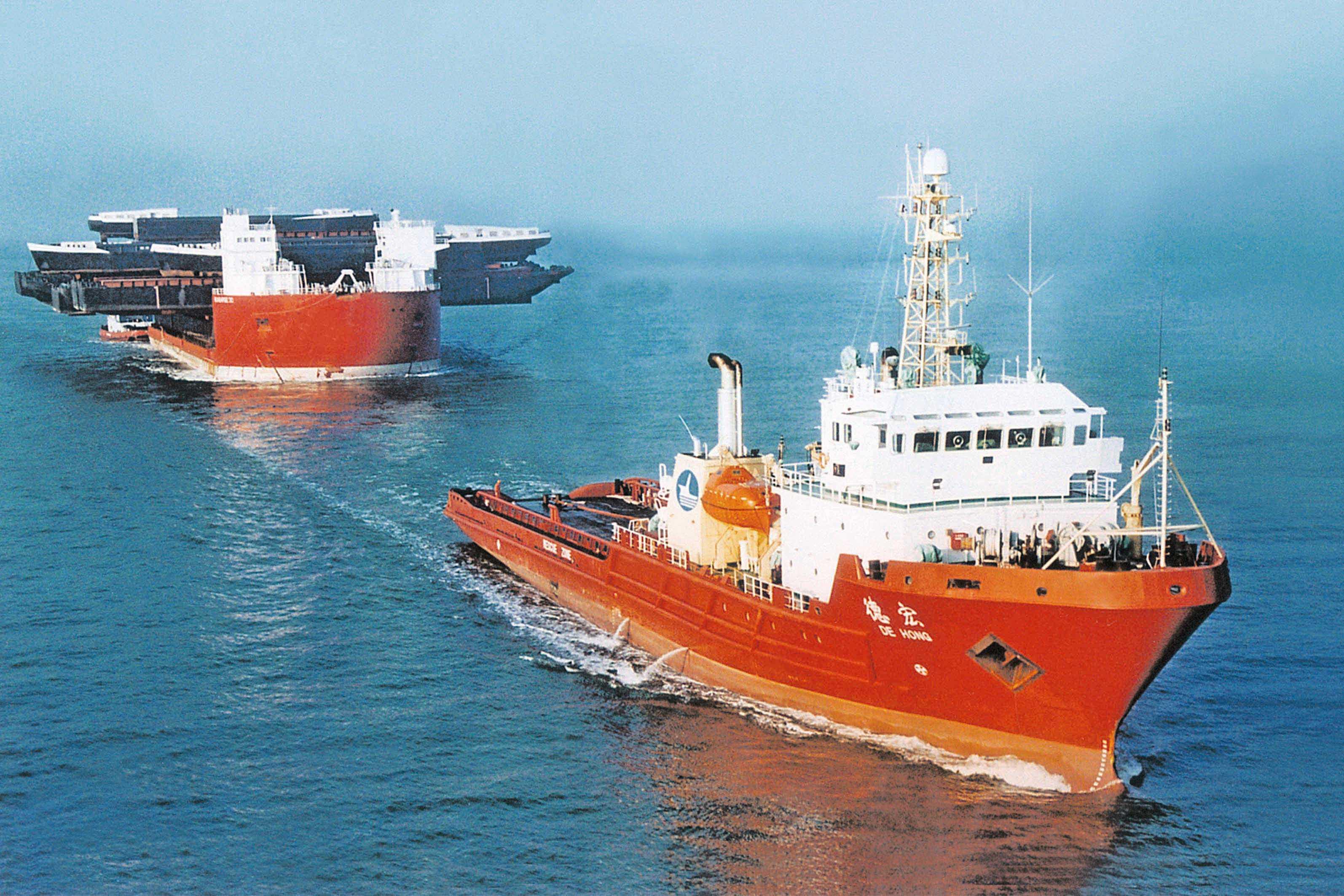 海运报关之危险品海运出口报关操作流程