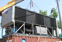 旧设备:澳洲工厂旧设备搬迁顺利清关,节省税金100万