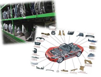 汽车零部件仓储-欣海-安全/专业-准时配送
